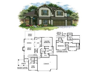 Kansas City Single Family Home For Sale: 3621 N 110th Terrace