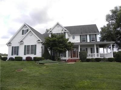 Sedalia Single Family Home For Sale: 1645 Hedge Apple Drive