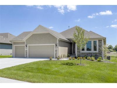 Johnson-KS County Single Family Home Model: 21775 W 177 Street