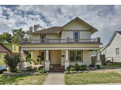 Single Family Home Sold: 733 Magnolia Avenue