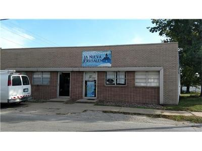 Independence Commercial For Sale: 227 E College Street