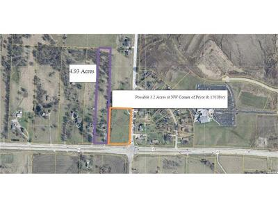 Lee's Summit Residential Lots & Land For Sale: 2030 SW M 150 Highway