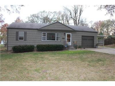 Raytown MO Single Family Home Sold: $97,500