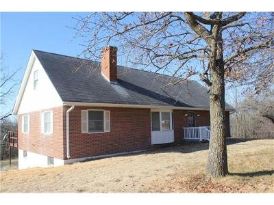 Atchison County Single Family Home For Sale: 1311 Logeman Road