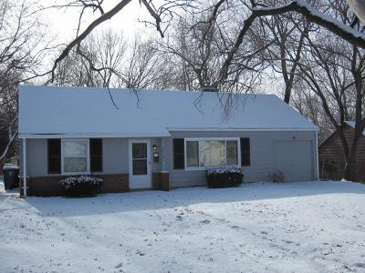 Single Family Home Sold: 2705 W 75th Place