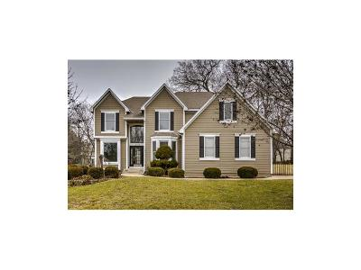 Lee's Summit Single Family Home For Sale: 2341 SW Waterfall Drive