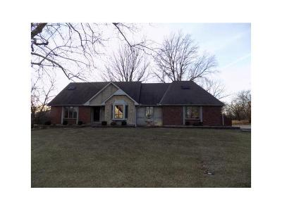 Blue Springs MO Single Family Home For Sale: $209,900