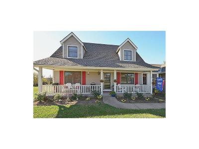 Platte City Single Family Home Contingent: 15900 Country West Lane