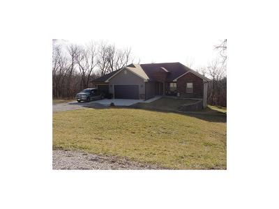 Warrensburg Single Family Home For Sale: 668 NW 11 Road
