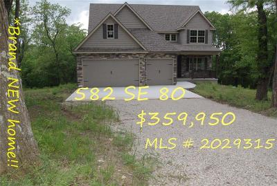 Warrensburg Single Family Home For Sale: 582 SE 80 Road