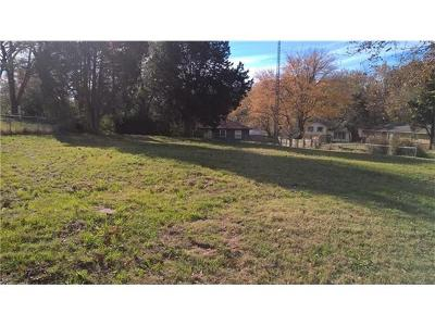 Wyandotte County Residential Lots & Land For Sale: 6155 Cleveland Avenue