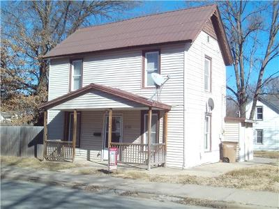 Single Family Home Sold: 620 N 10th Street