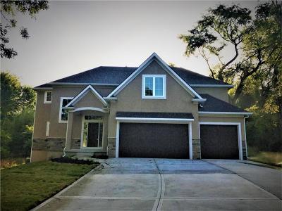 Johnson-KS County Single Family Home For Sale: 7701 Darnell Street