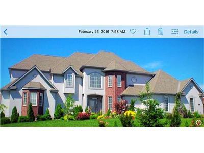 Warrensburg Single Family Home For Sale: 1502 Nottingham Drive
