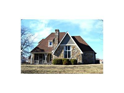 Pleasant Hill MO Single Family Home Contingent: $245,000