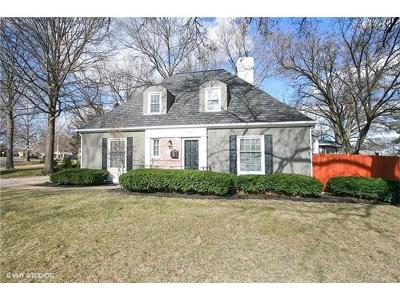 Fairway Single Family Home Contingent: 5323 Aberdeen Road