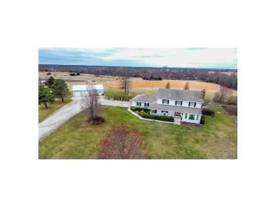 Louisburg Single Family Home For Sale: 28340 New Lancaster Road