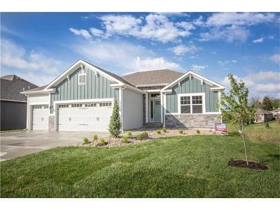 Platte City Single Family Home Model: 13230 N Copper Ridge Drive
