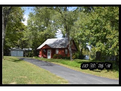 Knob Noster Single Family Home For Sale: 110 W 7th Street