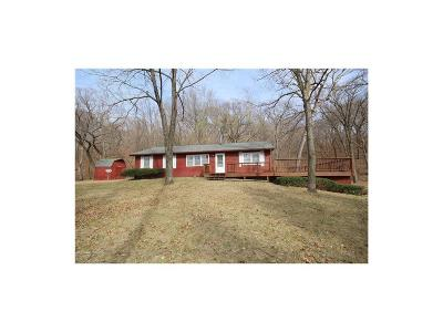 Platte City Single Family Home For Sale: 14205 N 45 Highway
