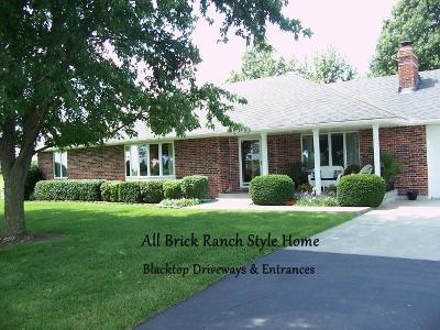 Knob Noster Single Family Home For Sale: 10456 Knob Noster Road
