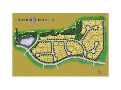 Leavenworth County Residential Lots & Land For Sale: Lot 25 155th Terrace