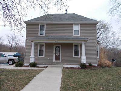 Single Family Home Sold: 1026 N 13th Street