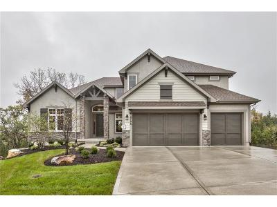 Lenexa Single Family Home For Sale: 8106 Millridge Street