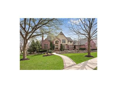 Leawood Single Family Home For Sale: 4241 W 113th Terrace