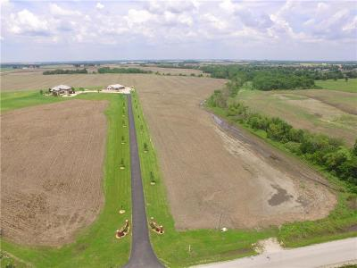 Johnson-KS County, Miami County Residential Lots & Land For Sale: 22340 W 183rd Street