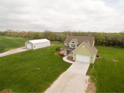 Louisburg Single Family Home For Sale: 11908 W 68 Highway