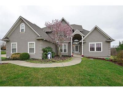 Smithville Single Family Home For Sale: 15604 Quail Ridge Drive