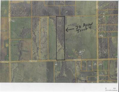 Douglas County Residential Lots & Land For Sale: Tract4 300 Road