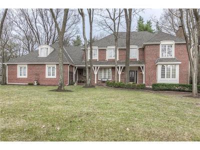 Kansas City Single Family Home For Sale: 911 W 125th Terrace