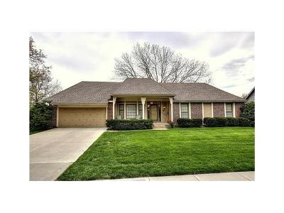 Prairie Village Single Family Home For Sale: 8971 Rosewood Drive