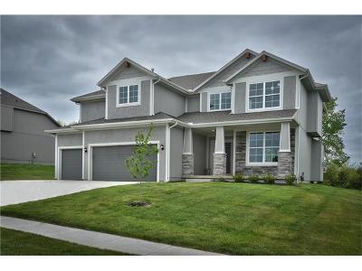 Johnson-KS County Single Family Home Contingent: 5132 W Meadow Lark Drive