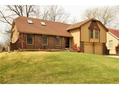 Blue Springs MO Single Family Home Sold: $179,900