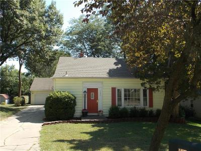 Atchison KS Single Family Home For Sale: $116,000