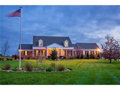 Sedalia Single Family Home For Sale: 3413 W 32nd Street