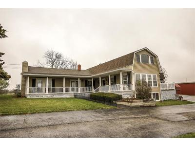 Johnson-KS County, Miami County Commercial For Sale: 5973 Ogg Road