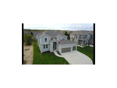 Shawnee Single Family Home For Sale: 23611 W 51st Terrace
