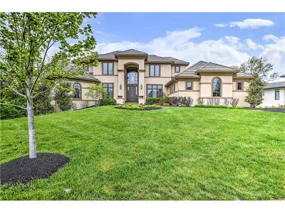 Leawood Single Family Home For Sale: 14160 Juniper Street