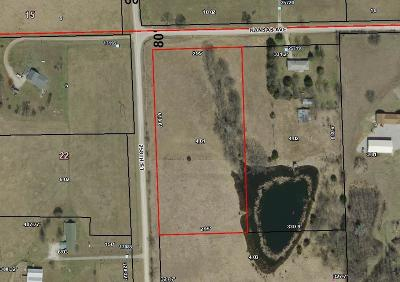 Leavenworth County Residential Lots & Land For Sale: Lot 1 Kansas Avenue