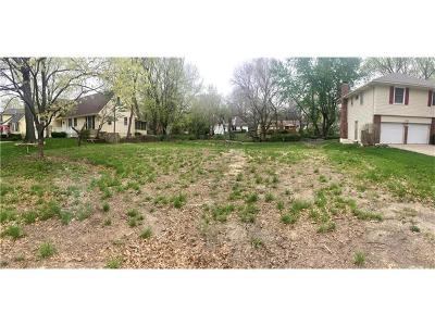 Johnson-KS County Residential Lots & Land For Sale: 9839 Connell Drive