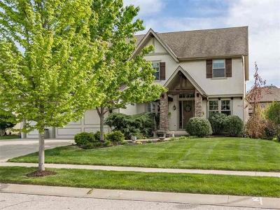Overland Park Single Family Home For Sale: 9505 W 161st Street