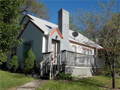 Atchison Single Family Home For Sale: 408 V Street