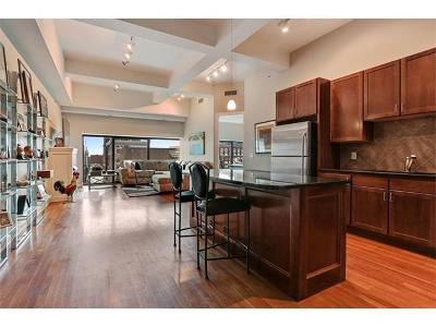 Kansas City Condo/Townhouse For Sale: 1101 Walnut Street #1005