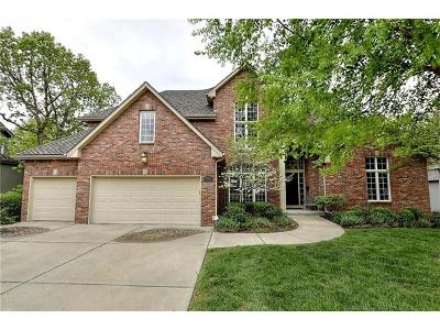 Parkville Single Family Home For Sale: 8102 Forest Park Drive