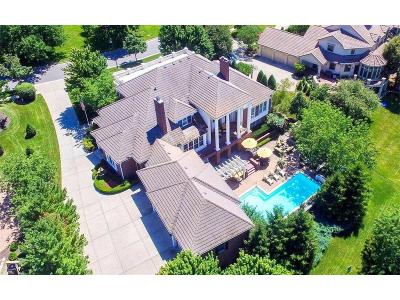 Leawood Single Family Home For Sale: 2704 W 112th Street