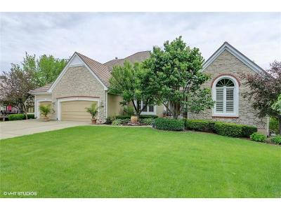 Leawood Single Family Home For Sale: 3505 Iron Horse Court